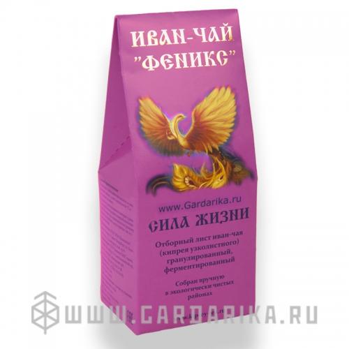Русский чай (Копорский чай, Иван чай)