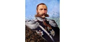 Гроза кавказа - донской казак Яков Петрович Бакланов.