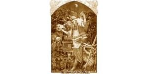 Русские поверья о колдунах и ведьмах в Ярославском Поволжье