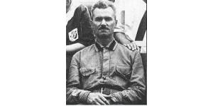 Виктор Афанасьевич Спиридонов - один из основателей Русского САМБО.