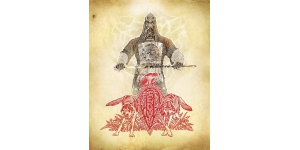 ПЕРУН-Славянский бог воинов и земледельцев.