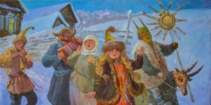 Зимнее солнцестояние – наступление астрономического нового года.