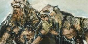 Лютичи самое воинственное племя Славян.